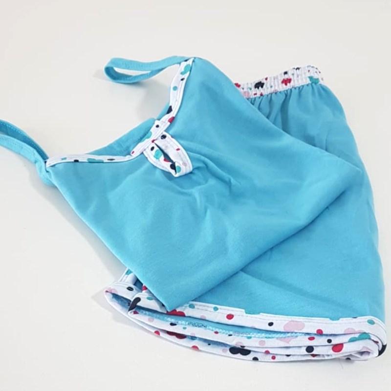Baby Doll Malha Conforto | Short Doll Joice 3155
