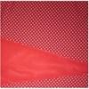 vermelho poá vermelho