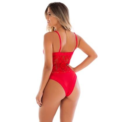 Body Sexy sem Bojo com Renda | 185