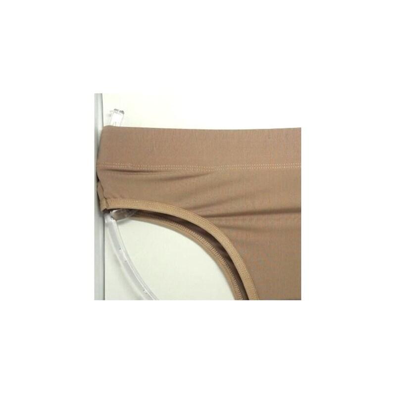 Calça Básica com Elástico Largo na Cintura | Estilo 249