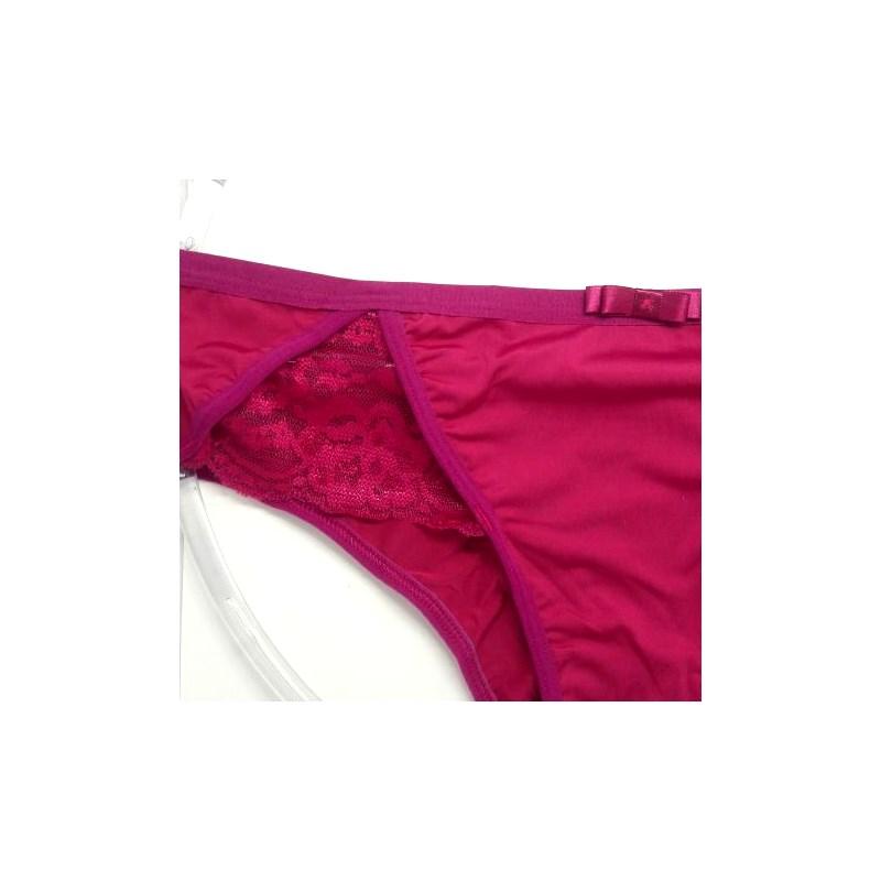Calça Confortável com Virilha em Renda | Lucimara 1247