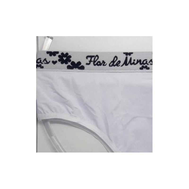 Calça Cueca Feminina em Poliamida Conforto | Betty 5206