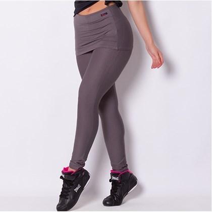 Calça Legging Fit Com Tapa Bumbum