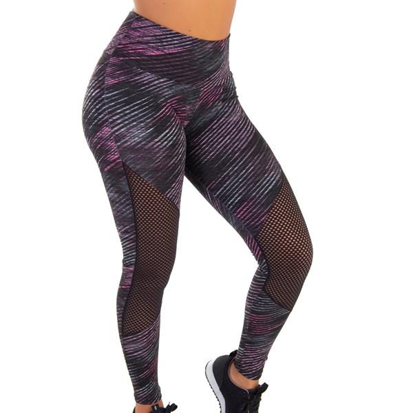 Calca Legging Fitness com Telinha | Party Hard 2104