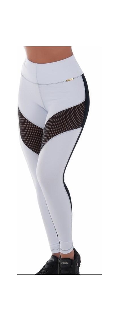 Calça Legging Fitness com telinha | RockTela