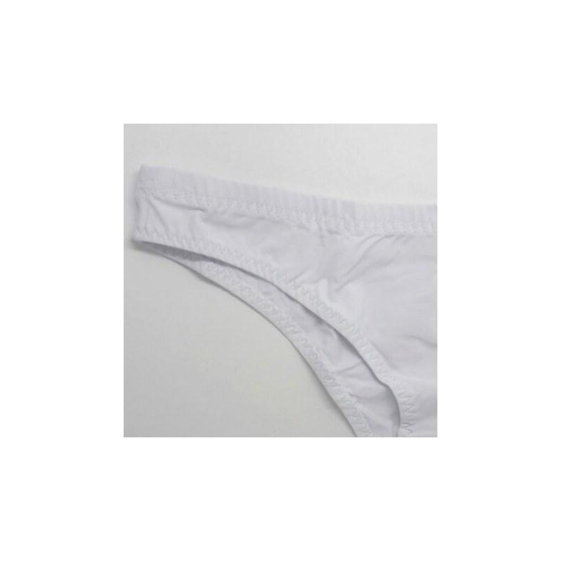 Calcinha Básica em Poliamida Confortável sem detalhes | Melissa 5054