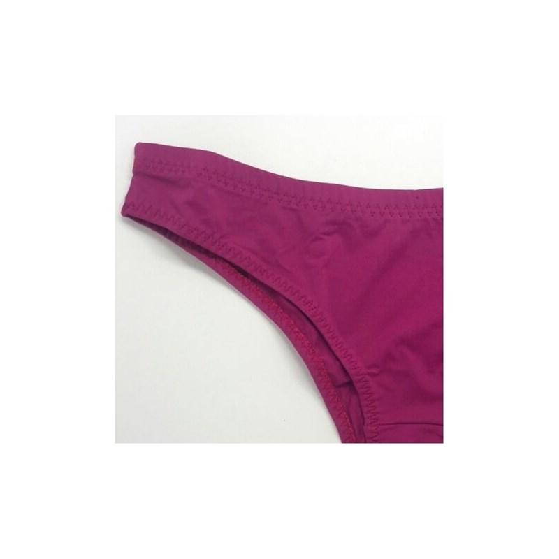 Calcinha Básica em Poliamida Confortável sem detalhes   Melissa 5054