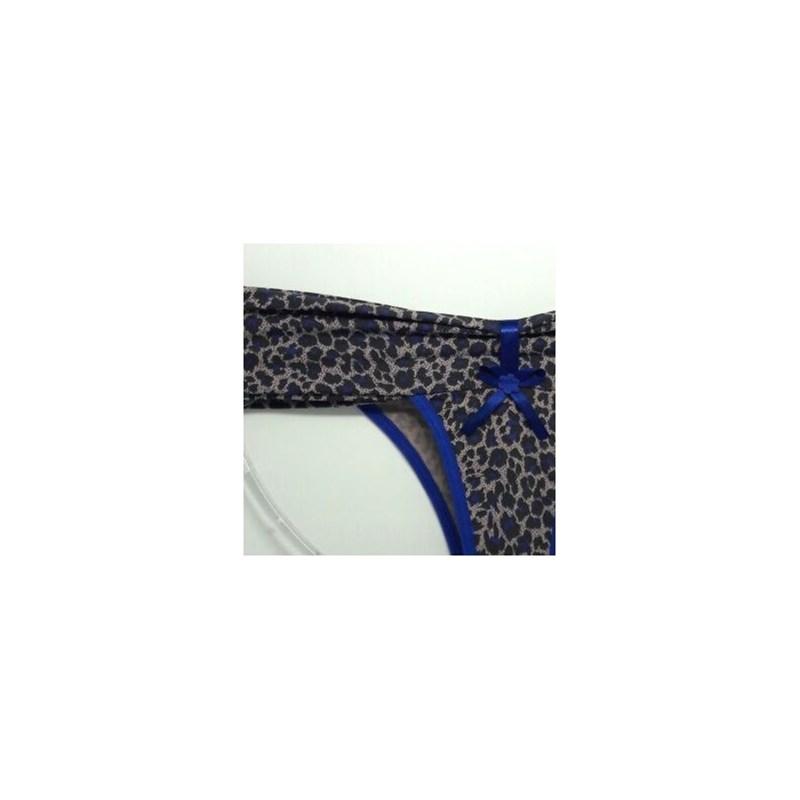 Calcinha Premium Lateral Larga Duplo Conforto em Poliamida | Angelica 5948