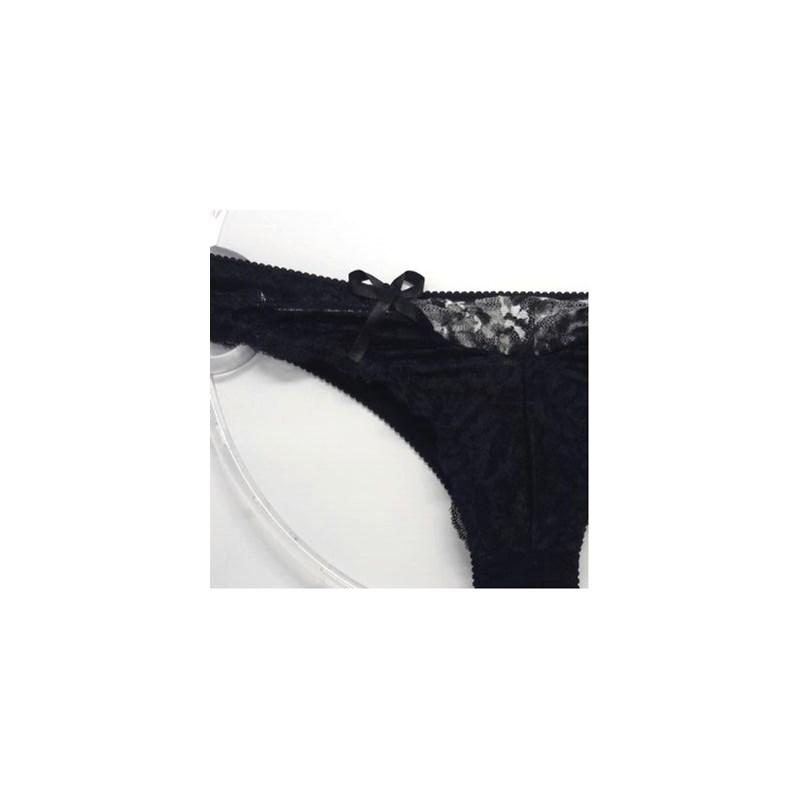 Calcinha Sexy em Renda com Transparencia | Dayane 5203