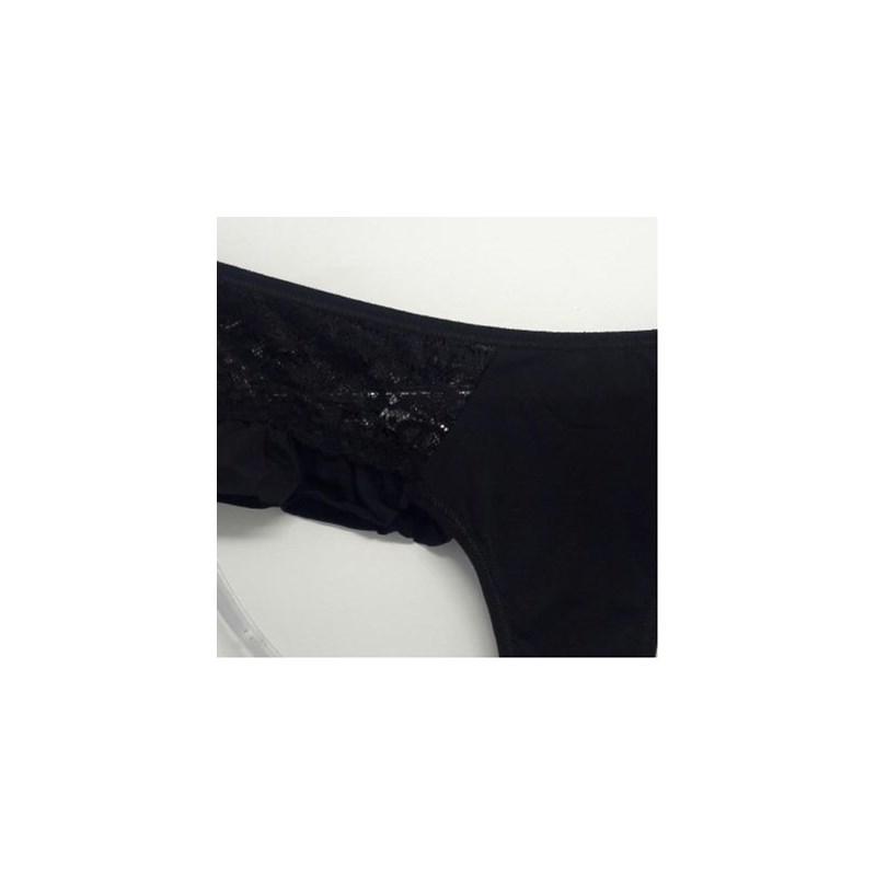Calcinha Sexy Premium com Lateral Larga | Thabata 5211