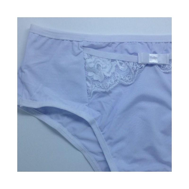 Calçola Confortavel com detalhe de Renda | Senhora Isadora