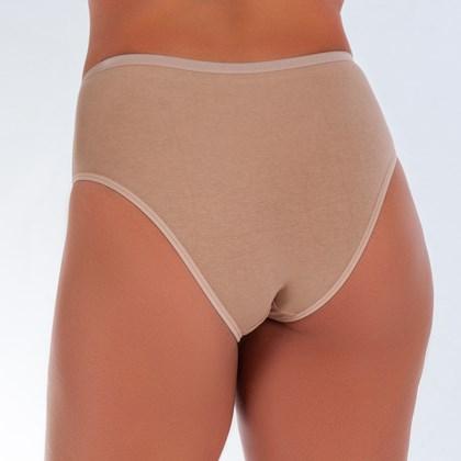 Calçola Plus Size Conforto em Algodão Liso |  5026