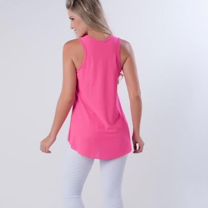 Camiseta Fitness Furadinha SemiTransparente e Tapa Bumbum | Analiz