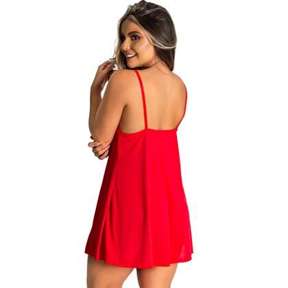 Camisola Romantica Com Detalhe Em Renda | Afrodite 2029
