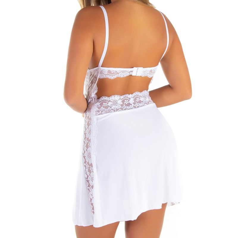Camisola Sem Bojo Costas Nua | Raquel 1650