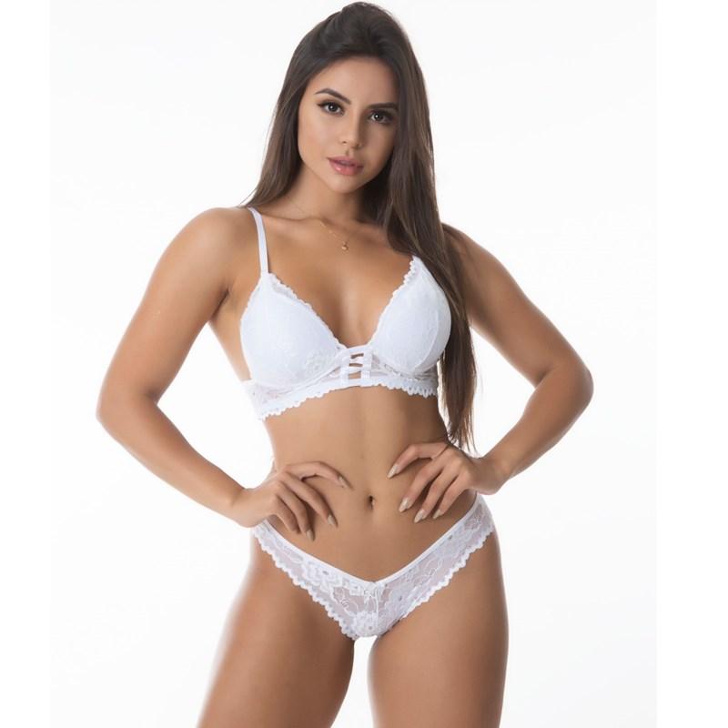 Conjunto Sensual Renda Confort | Yasmin