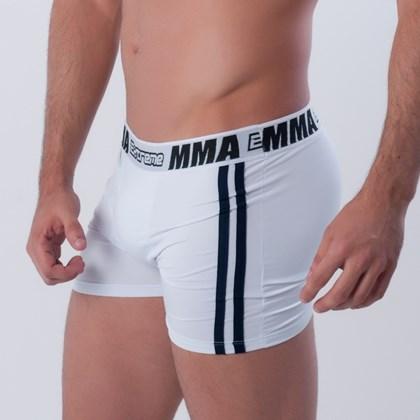 Cueca Boxer com Vivo (elástico) lateral e cós Largo   Box Neymar