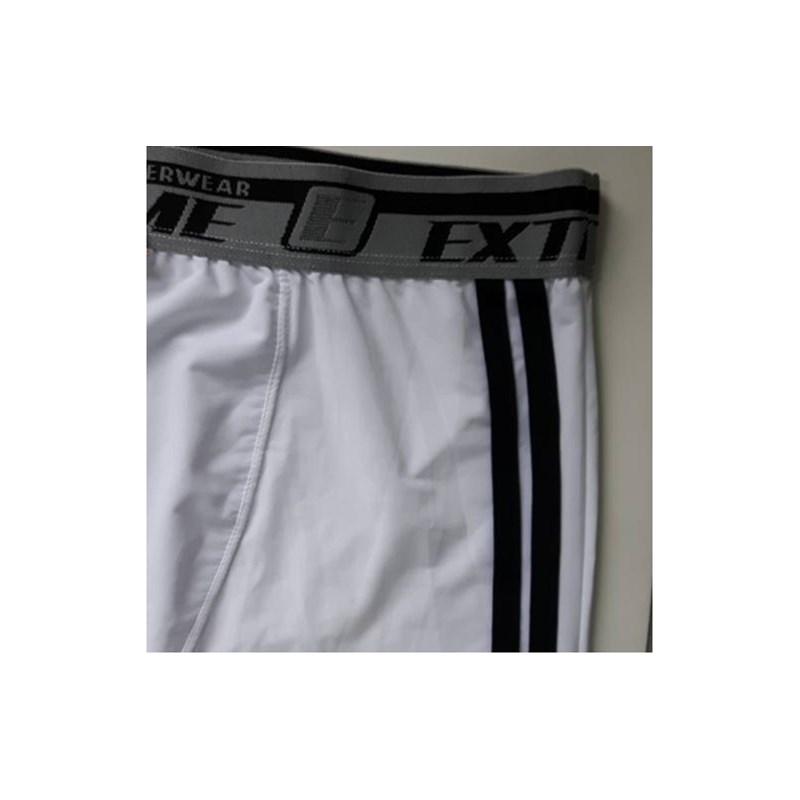 Cueca Boxer com Vivo (elástico) lateral e cós Largo | Box Neymar