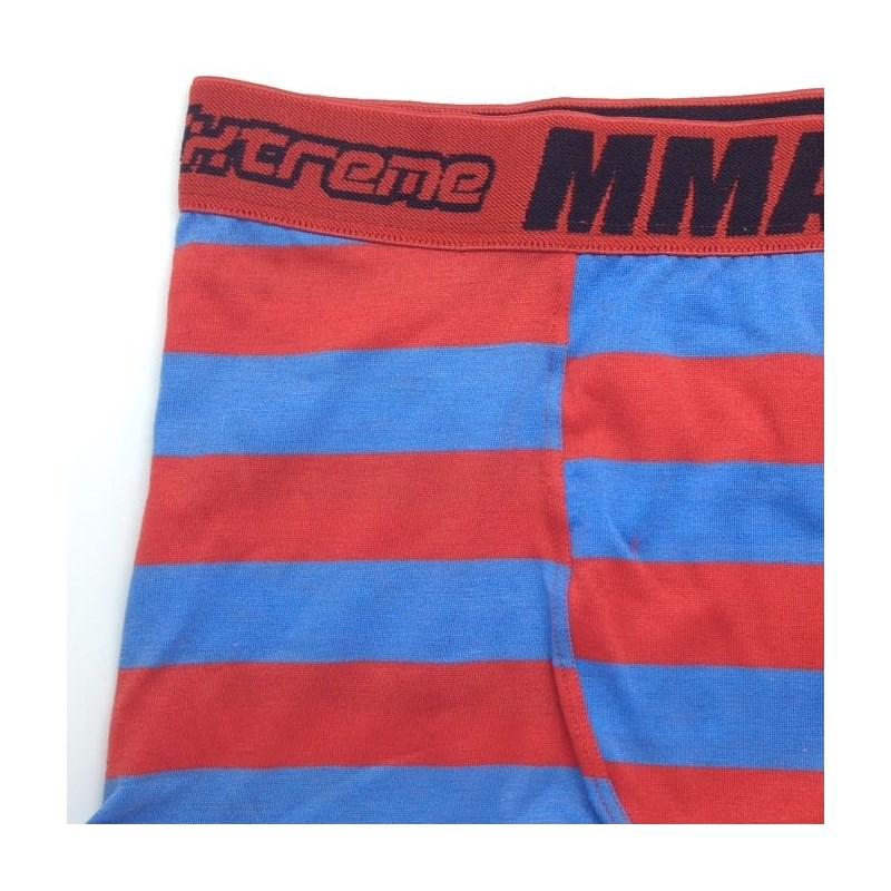 Cueca Boxer em Malha Flamê Listrado com Elástico 40mm   Flamê 1974