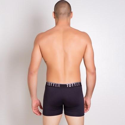 Cueca Boxer Premium em Poliamida Especial e Elástico 35mm | Totter 8039