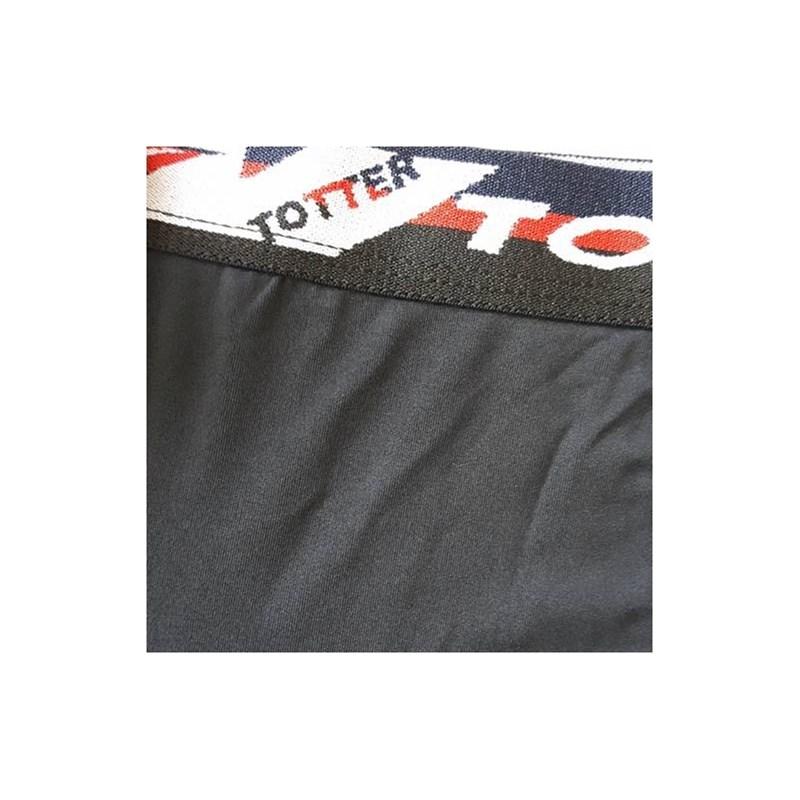 Cueca Boxer Sem Desenho em Microfibra | Totter 8041