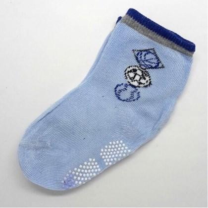 Kit com 3 Meias Infantis Masculina    Boy's Socks