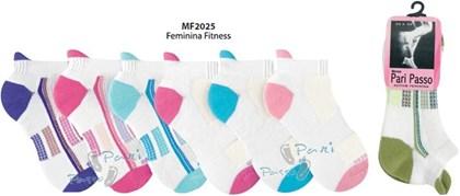 Meia Feminina Fitness soquete   Pararipasso 2025