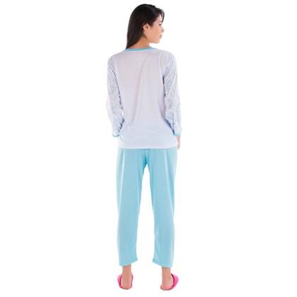 Pijama no Atacado - Kit com 10 Pijamas de Inverno Longo | 159