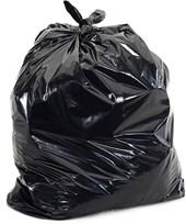 Saco Preto (10un) Reforçado 100 litros - Saco de Lixo Preto