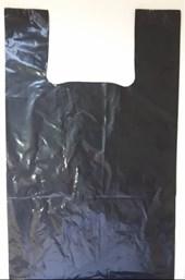Sacola Preta (10un) Especial Reforçada - Sacola Preta com alças