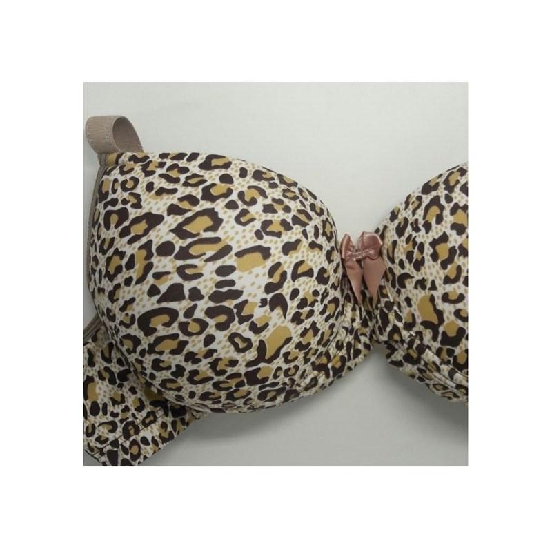 Sutiã Plus Size Básico Estampadinho | 2043