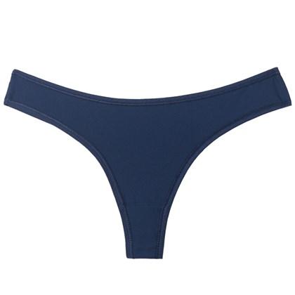 Tanga Playboy Sexy Fio com desenho de Coelhinha | 8052