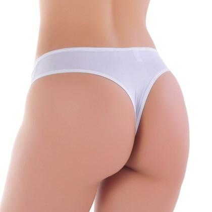 Tanga Sexy com Transparência na frente   Iza 1490