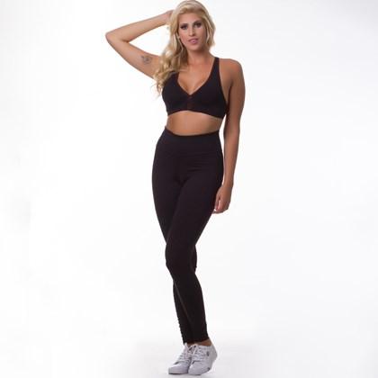 Top Fitness Básico sem Bojo | Lena 1287