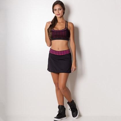 Top Fitness Vermelho com Telinha | C80055