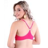 Top  Nadador Confortável em Poliamida Sem Bojo   tMabeller